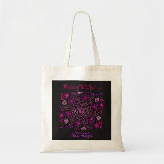 """Cosmic Beauty"" Tote Bag"