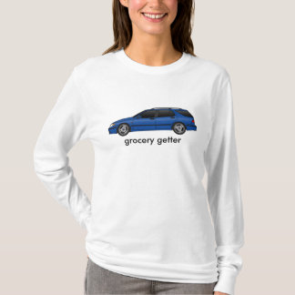 cosmic blue grocery getter T-Shirt