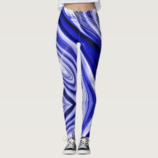 Cosmic Blue Leggings