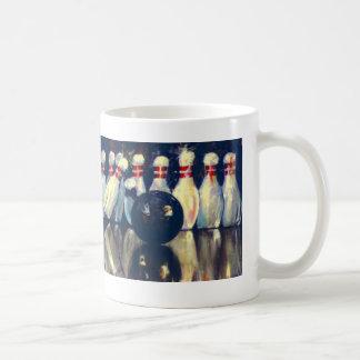 Cosmic Bowling Coffee Mug