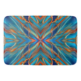Cosmic Branches Super Nova Bath Mat