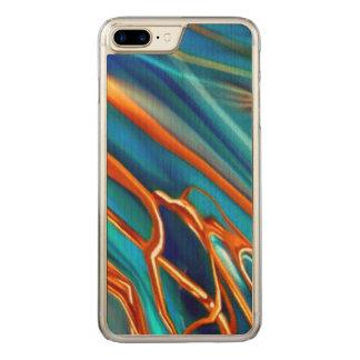 Cosmic Branches Super Nova Carved iPhone 8 Plus/7 Plus Case