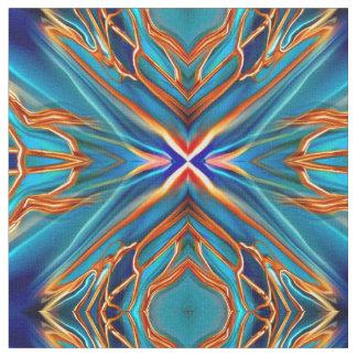 Cosmic Branches Super Nova Fabric