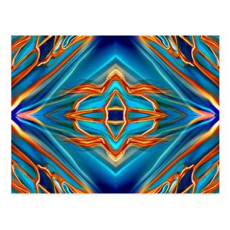Cosmic Branches Super Nova Postcard