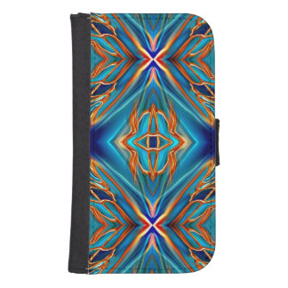 Cosmic Branches Super Nova Samsung S4 Wallet Case