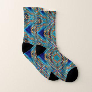Cosmic Branches Super Nova Socks