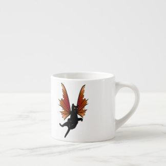 Cosmic Cat Acorn Espresso Cup