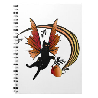 Cosmic Cat Acorn Notebook