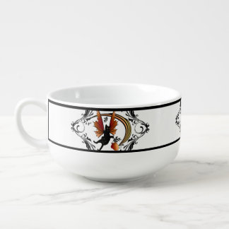 Cosmic Cat Acorn Soup Mug