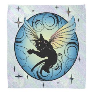 Cosmic Cat Moon Bandana