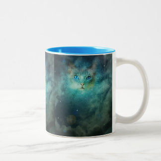 Cosmic Cat Mug