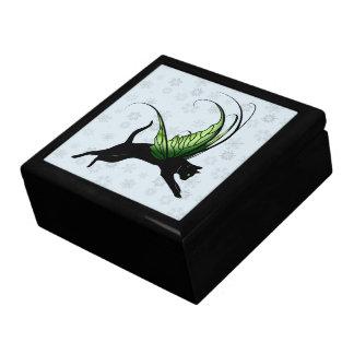 Cosmic Cat Snowflake Gift Box