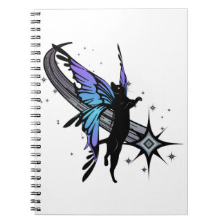 Cosmic Cat Star Notebook