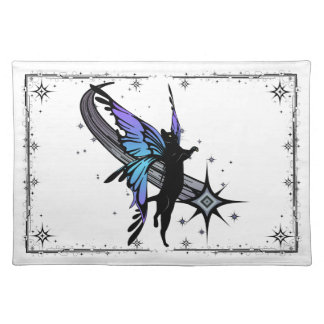 Cosmic Cat Star Placemat