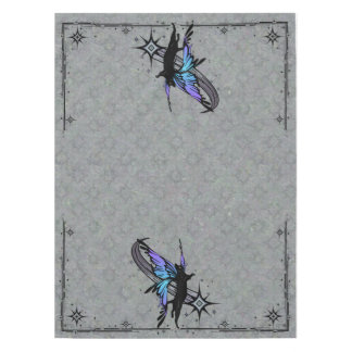 Cosmic Cat Star Tablecloth