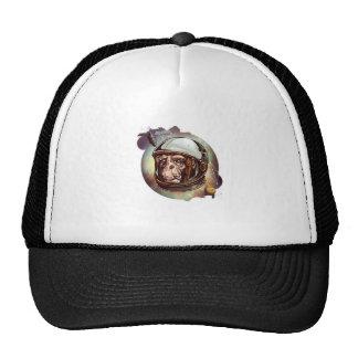 Cosmic Chimp Trucker Hat