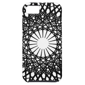 Cosmic Circle (Abstract) iPhone 5 Cases