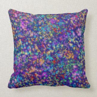 Cosmic Confetti Pillow