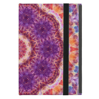 Cosmic Convergence Mandala Case For iPad Mini