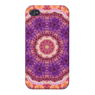 Cosmic Convergence Mandala Covers For iPhone 4