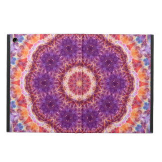 Cosmic Convergence Mandala iPad Air Case
