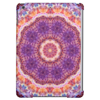 Cosmic Convergence Mandala iPad Air Covers