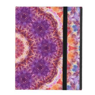 Cosmic Convergence Mandala iPad Cover