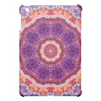 Cosmic Convergence Mandala iPad Mini Case