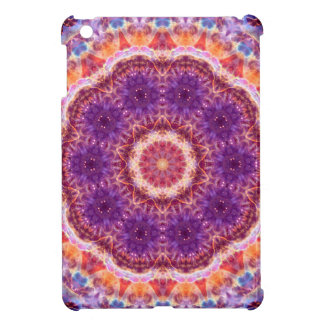 Cosmic Convergence Mandala iPad Mini Cases