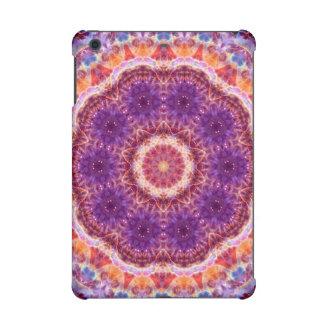 Cosmic Convergence Mandala iPad Mini Cover