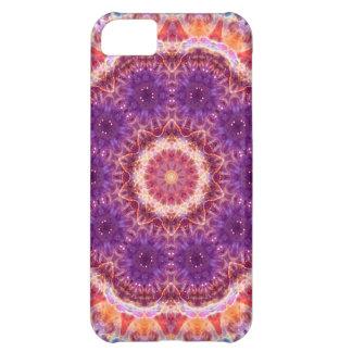 Cosmic Convergence Mandala iPhone 5C Case