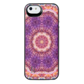 Cosmic Convergence Mandala iPhone SE/5/5s Battery Case