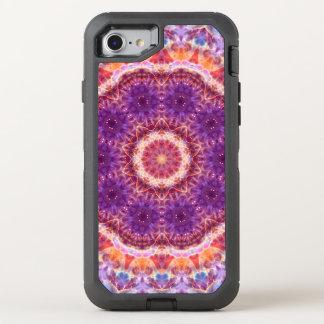 Cosmic Convergence Mandala OtterBox Defender iPhone 8/7 Case
