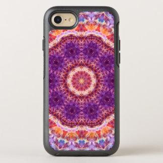 Cosmic Convergence Mandala OtterBox Symmetry iPhone 8/7 Case
