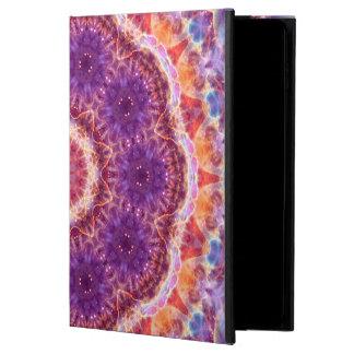 Cosmic Convergence Mandala Powis iPad Air 2 Case