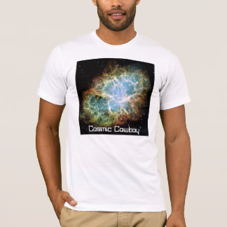 Cosmic Cowboy Supernova T-Shirt