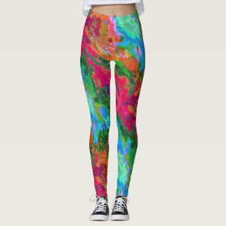 Cosmic Creations - Shapely Figurines Leggings
