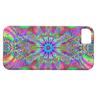 Cosmic Creatrip - Psychedelic trippy design iPhone 5 Case