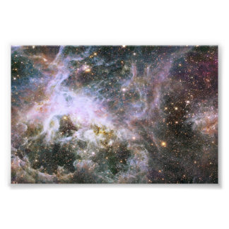 Cosmic Creepy-crawly Tarantula Nebula Photo Print