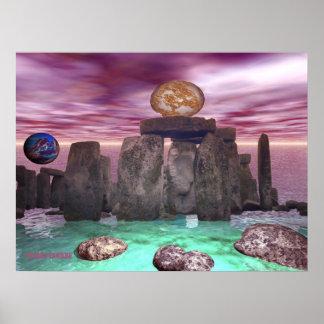 Cosmic Dance 3 Poster