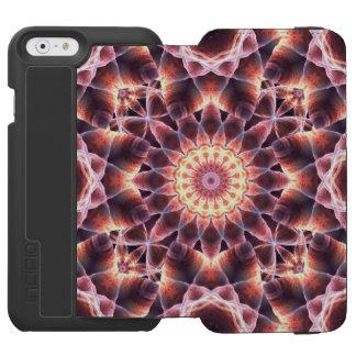 Cosmic Dance Mandala Incipio Watson™ iPhone 6 Wallet Case