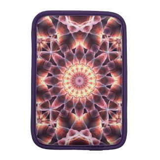 Cosmic Dance Mandala iPad Mini Sleeve