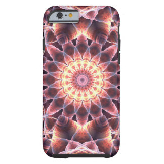 Cosmic Dance Mandala Tough iPhone 6 Case