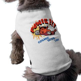 Cosmic Devil Lad! Pet T-shirt