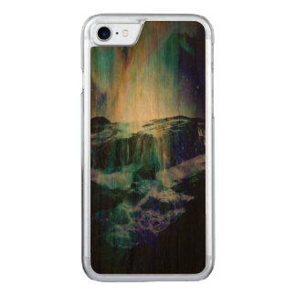 Cosmic Falls Carved iPhone 8/7 Case