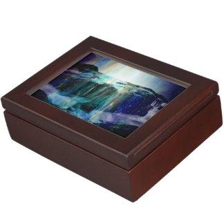 Cosmic Falls Keepsake Boxes