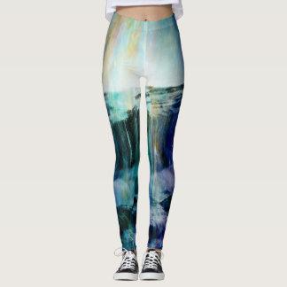 Cosmic Falls Leggings