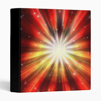 Cosmic Fire Explosion Binder