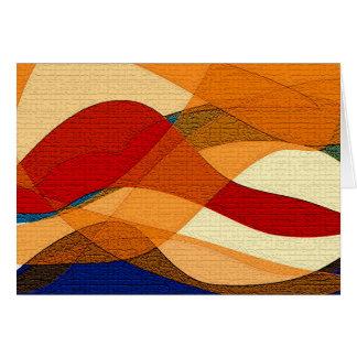 Cosmic Flow Card