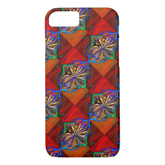 Cosmic Flower iPhone 7 Case